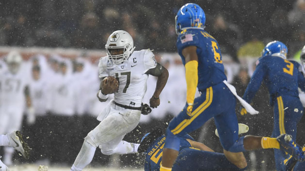Army pulls out victory over Navy
