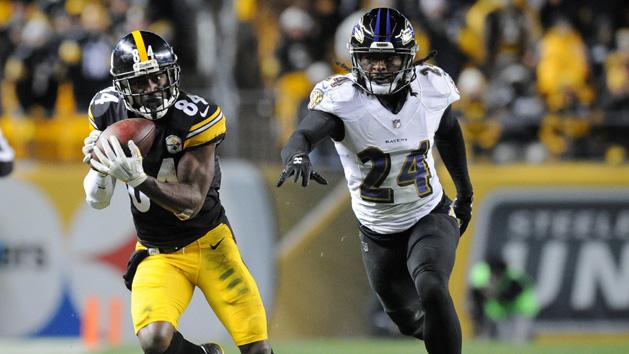 Steelers' Brown returns to practice