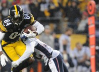"Steelers WR Brown terms injury as ""minor setback"""