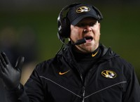 Missouri fires Odom after 6-6 finish