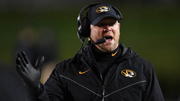 Missouri giving Barry Odom 2-year extension