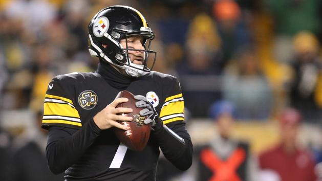 Roethlisberger rallies Steelers by Ravens