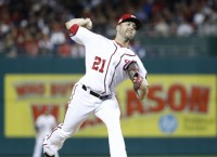 MLB Notebook: Nats re-sign All-Star righty Kintzler