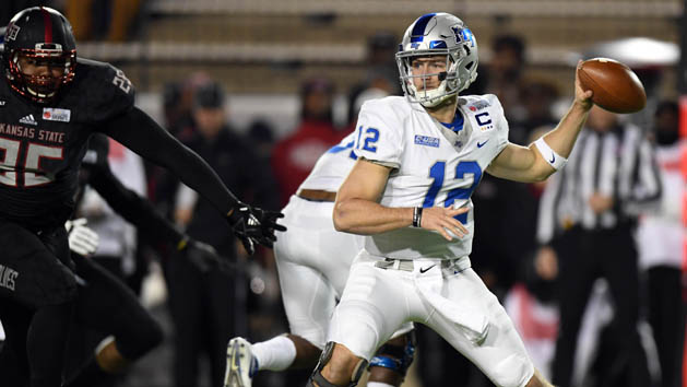 MTSU outguns Arkansas State for Camellia Bowl win