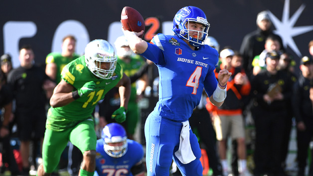 Bowl Recaps: Broncos top Ducks in Las Vegas Bowl