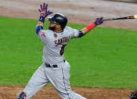 Phillies add 1B Santana with 3-year, $60M deal