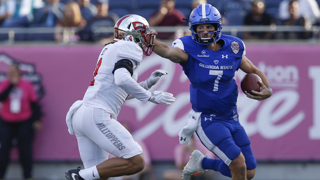 Manning lifts Georgia State to first bowl win