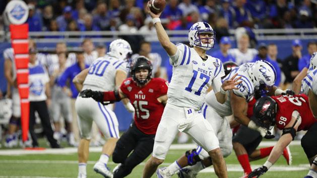 Bowl Roundup: Jones carries Duke, Utah dominates
