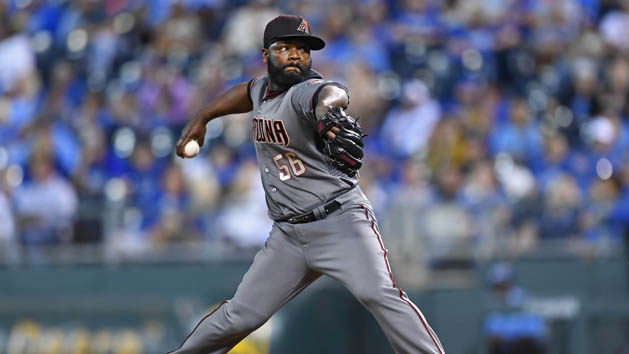 Reports: Twins, RHP Rodney agree to one-year deal