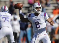 SMU, Louisiana Tech meet in inaugural Frisco Bowl