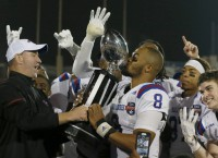 Smith, Louisiana Tech roll over SMU in Frisco Bowl