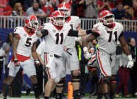 Fromm lifts Georgia to SEC title with rout of Auburn