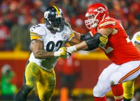 NFL Notebook: Harrison signs with Patriots