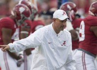 Tennessee reportedly set to hire Alabama DC Pruitt
