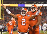 Clemson, Bama headline Lindy's Top 25