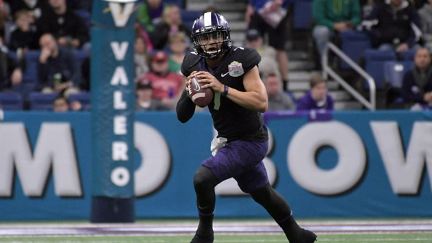 Alama Bowl deja vu: TCU rallies for win