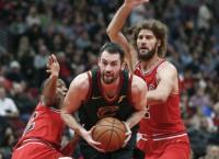 Bulls lose again as Cavs win 12th straight
