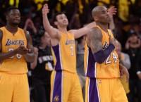 Lakers retiring Kobe Bryant's numbers on Monday