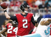 It's win-and-in for Falcons against Panthers