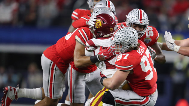 Bowl Recaps: Ohio State stops No. 8 USC in Cotton