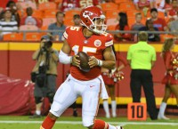 Start one for Chiefs rookie QB Mahomes