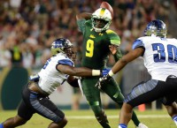 USF goes for 10th win against Texas Tech