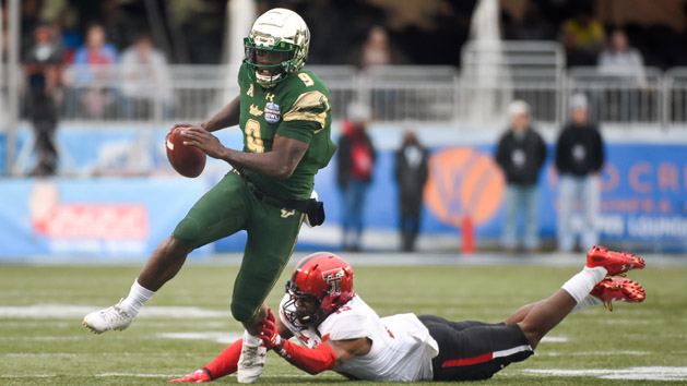 Bowl Recaps: Flowers leads USF to late win