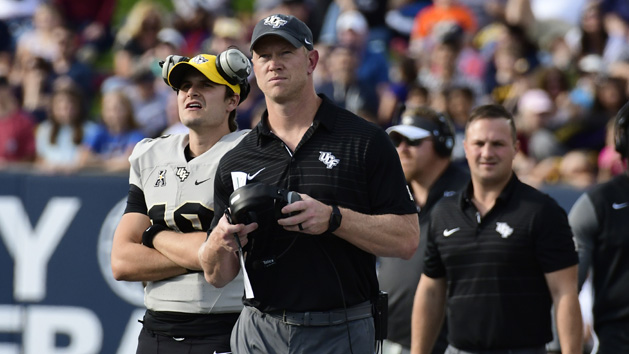 Nebraska lands UCF's Frost as head coach