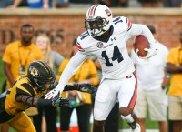 Auburn stands in way of UCF's perfect season