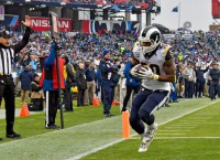 NFL Friday Injury Report: Rams rule out RB Gurley