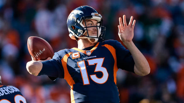 Thursday Night NFL Preview: Broncos at Colts