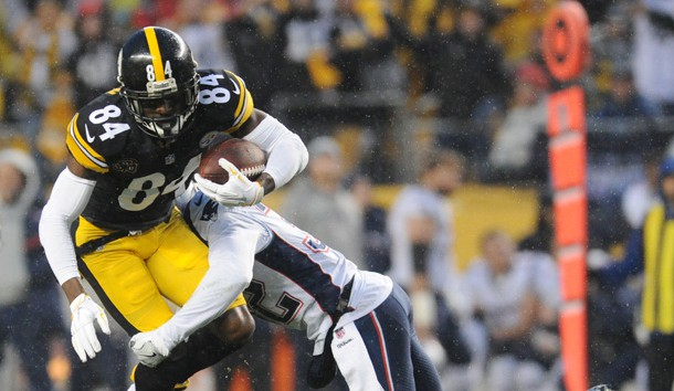 The Steelers could benefit from a healthy Antonio Brown. Photo Credit: Philip G. Pavely-USA TODAY Sports