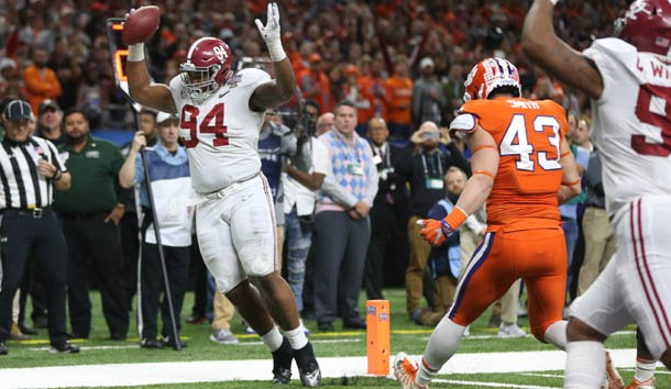 Clemson football, Springfield native Christian Wilkins, fall to Alabama in Sugar Bowl