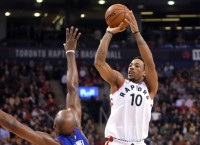Spurs face Raptors' team with just 3 home losses