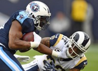 Titans call RB Murray's status day to day