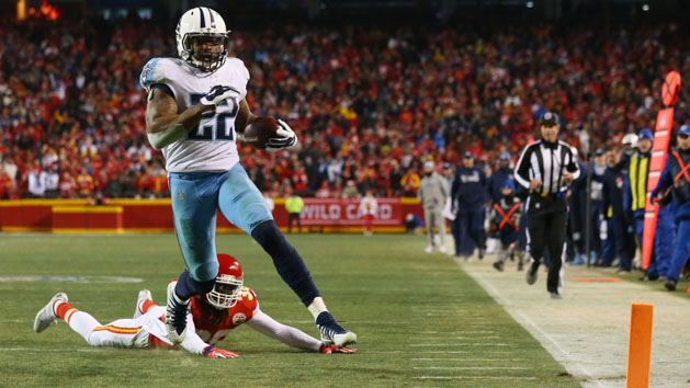 Murray: Future is bright for Titans' Henry, Mariota