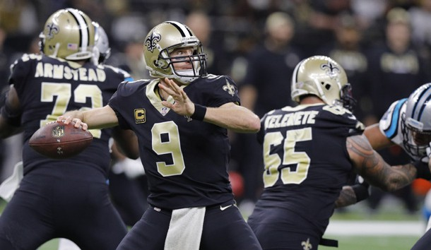 Saints march on after 31-26 win over Panthers