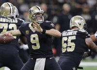 Brees affirms desire to stay with Saints