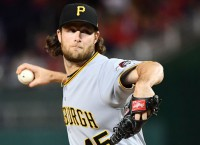 Pirates ship Cole to Astros for four players