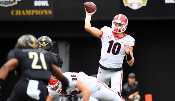 Georgia QB Jacob Eason expected to transfer to Washington, report says