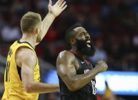 Harden likely to play when Rockets host T-Wolves
