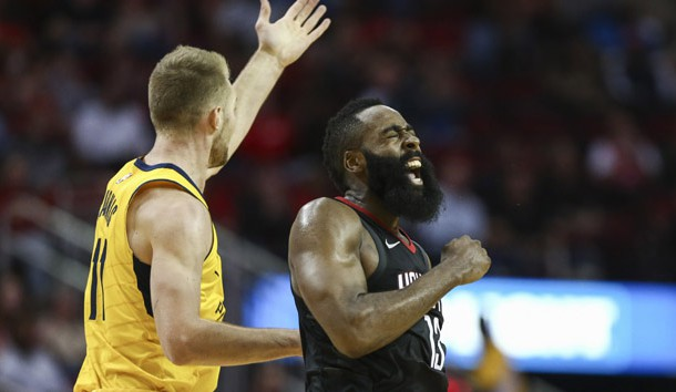 NBA Issues Punishments Following Absurd Clippers-Rockets Fracas
