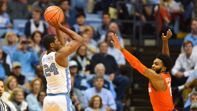 Lindy's Postgame Report: UNC downs Clemson