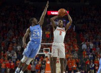 Lindy's Postgame Report: Clemson downs UNC