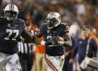 Auburn RB Johnson to enter NFL draft