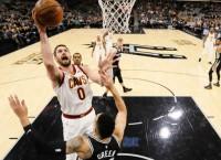 Love lost as struggling Cavaliers host Heat
