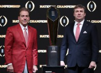 Alabama's Saban to face former assistant Smart