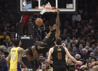 Cavs seek first win of season over Pacers