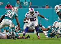 Bills RB McCoy listed as 'day-to-day' by McDermott