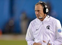 FBS Notes: Spartans' Dantonio will not resign